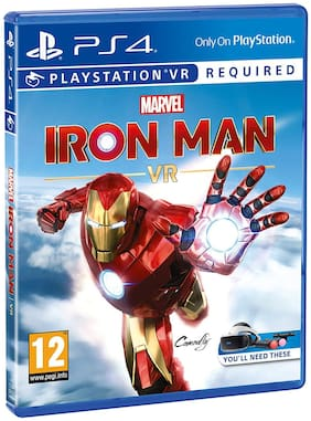 Marvel Iron Man ( For PS4 )