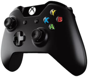 Microsoft Wireless Controller For Xbox One Gamepad (Black)