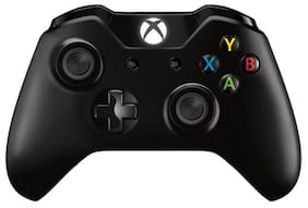 Microsoft Xbox One Wireless Controller [With Bluetooth and 3.5 mm Headset Jack]