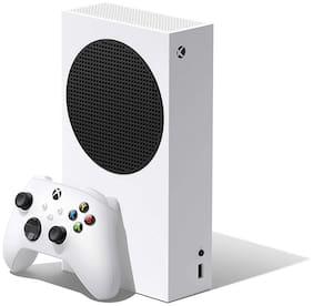 Microsoft Xbox Series S 512 GB Gaming Home Console (White)
