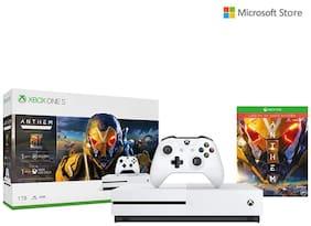 Microsoft Xbox One S 1 TB with Anthem Legion of Dawn Edition (White)