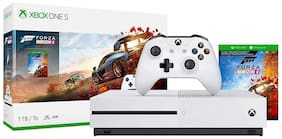 Microsoft Xbox One S 1Tb Console With 5 Games Free (Black)