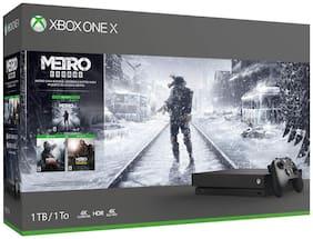 Microsoft Xbox One X 1TB Console - Metro Exodus Bundle