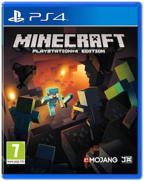 Minecraft (PlayStation 4 Edition) (For PlayStation 4)