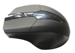 Mini 2.4G Wireless Mouse with Ergonomic Design Receiver with USB Interface for Notebooks Desktop Computers