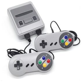 Mini Retro Video Game Console with Built in 620 Games(Platinum) #FunYouWant