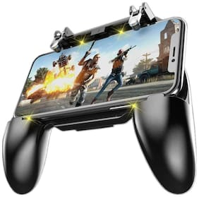 Moblix Wireless Gamepad For Android & iOS ( Black )