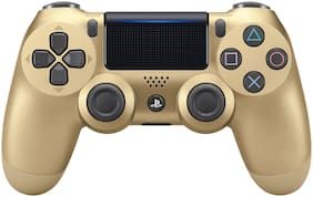 Movantis Wireless Gamepad For PS4 ( Gold )
