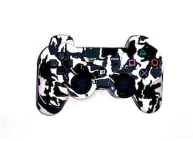 Movantis Wireless Gamepad For PS3 ( White )