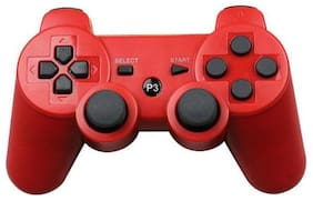 Movantis MVC04 Wireless Gamepad Ps3 - Red