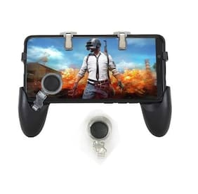 QUXXA Wireless Gamepad For Android ( Black )