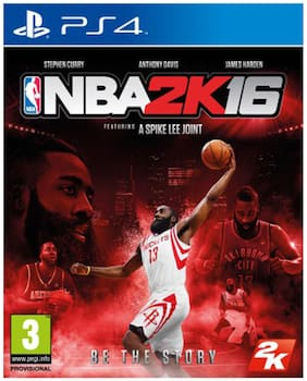 NBA 2K16 (For Xbox One)