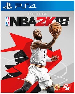 NBA2K18 (PS4)