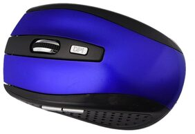 New Mini 2.4G Wireless Mouse 6D 7500 Wireless Mouse Receiver with USB Interface for Notebooks Desktop Computers