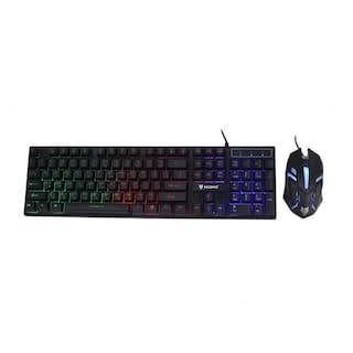 NUBWO NKM-623 SAVITAR Keyboard And Mouse Combo Set (Black)