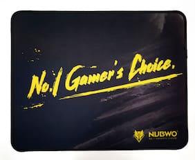 Nubwo NP-026 No.1 Gamers Choice Mousepad