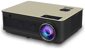 Play MP5 HD 1920 x 1080p With Remote LED Projector