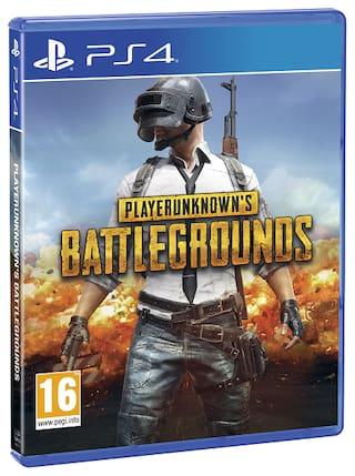 PlayerUnknown's Battlegrounds (PUBG) - PS4