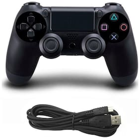 PORRO FINO PORRO_WIRE Usb Gamepad Ps4 - Black