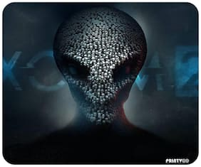 PrintVoo Gaming Alien Design Mousepad