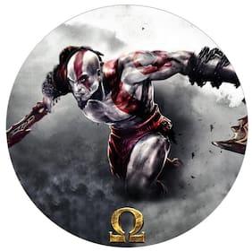 PrintVoo Kratos Omega Design Mousepad