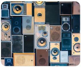 PrintVoo Speakers Design Mousepad