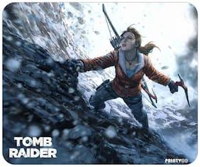 PrintVoo Tomb Raider Climbing Design Mousepad