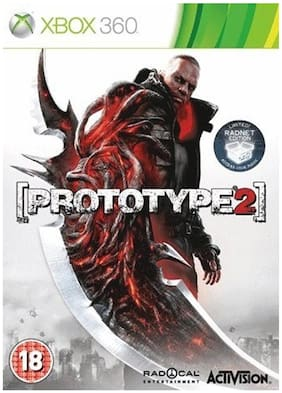 Prototype 2 (Radnet Edition) (For Xbox 360 )