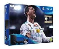 PS4 1TB Bundle with FIFA18 & Additional Dual Shock Controller