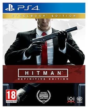 PS4 Hitman Definitive  Standard Edition