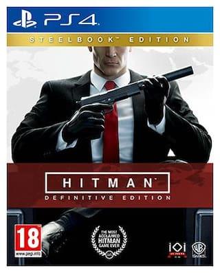 PS4 Hitman Definitive  Standard Edition
