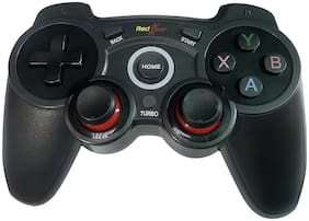 Red Gear Ps/2 Gamepad Pc - Black