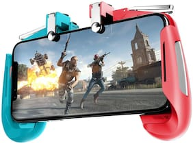 Rednix Wireless Gamepad For Android ( Red & Blue )