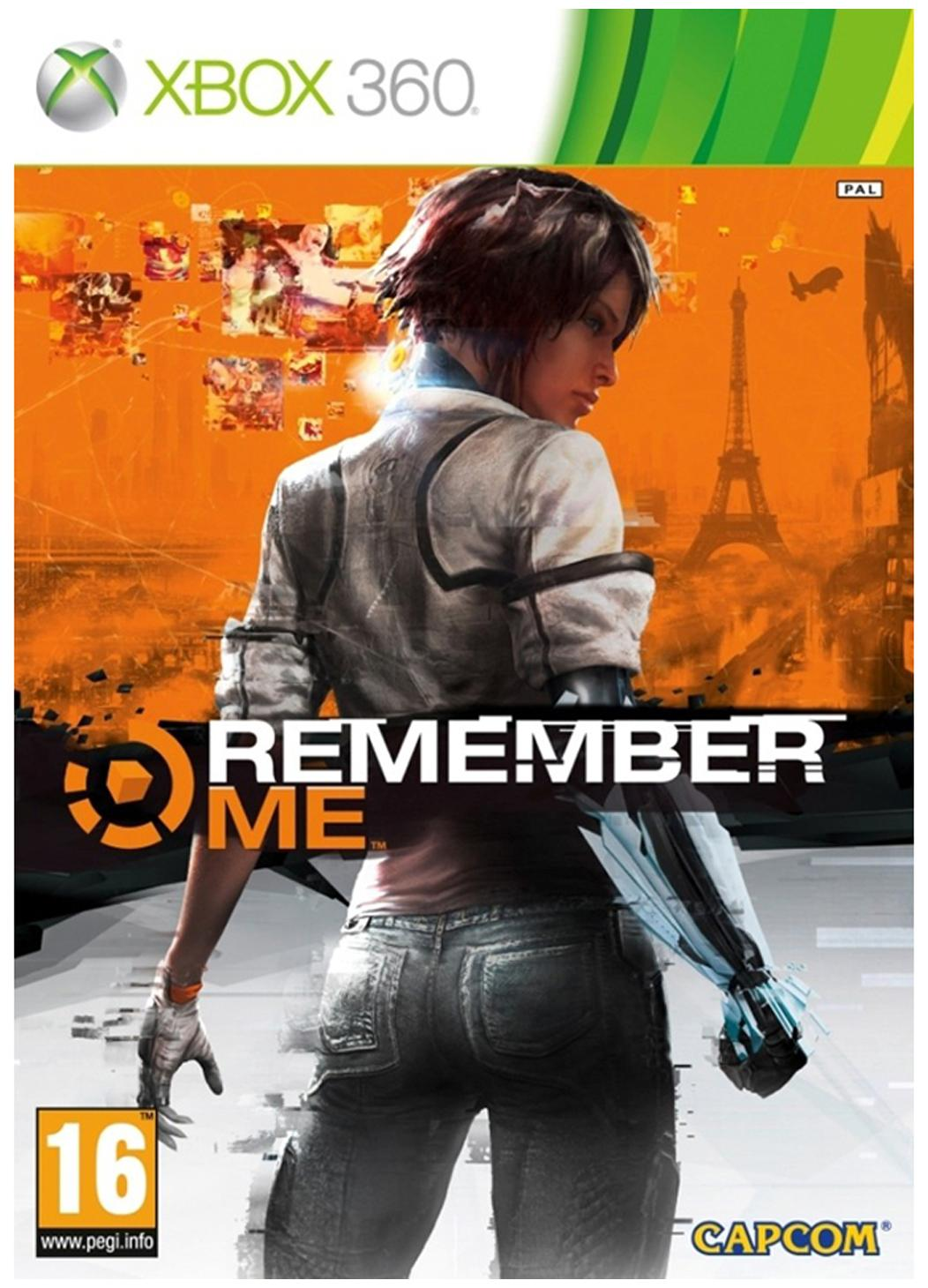 Remember Me (For Xbox 360 )