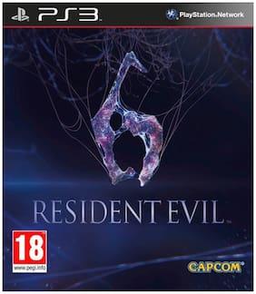 Resident Evil 6 (For PlayStation 3)