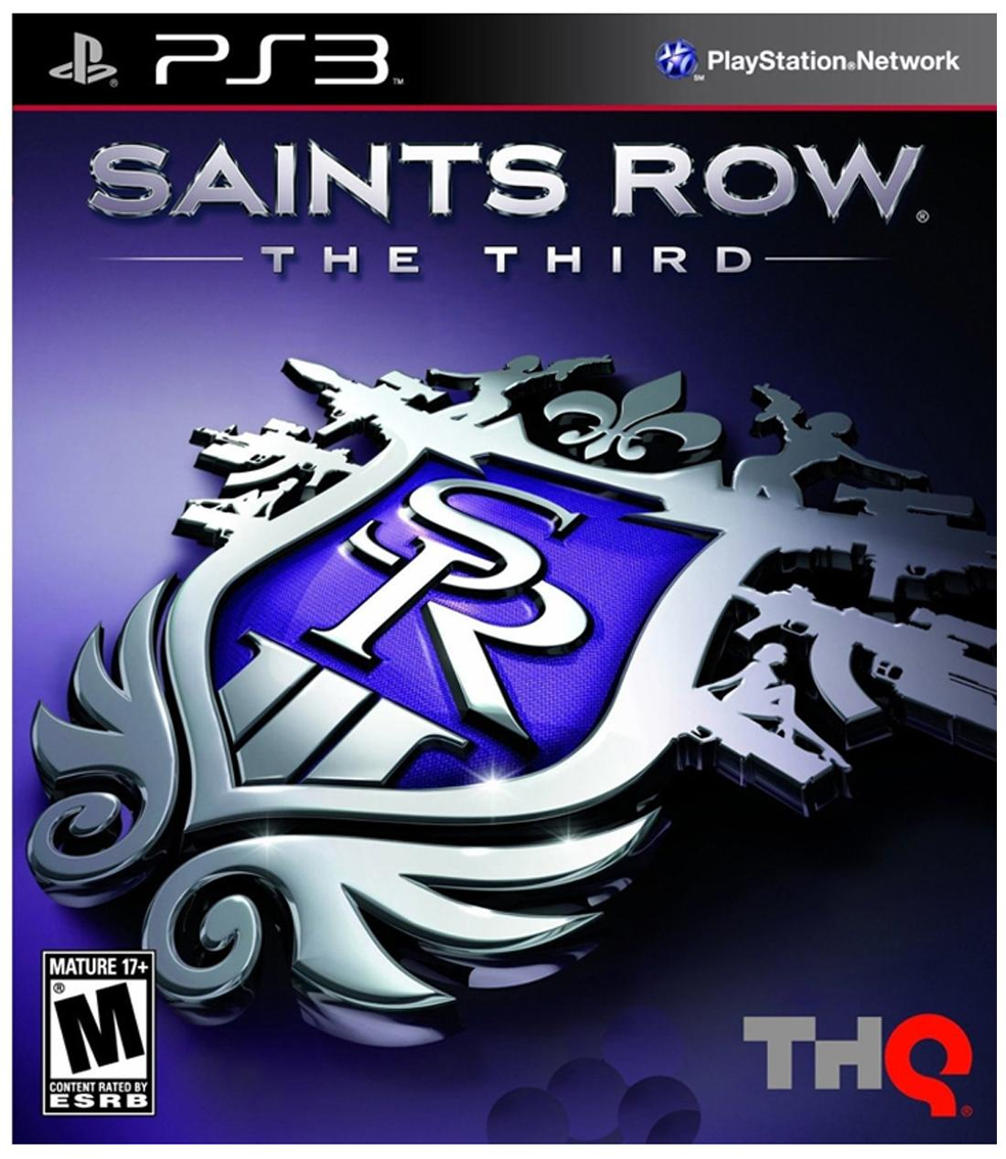 Saints Row : The Third (For PlayStation 3)