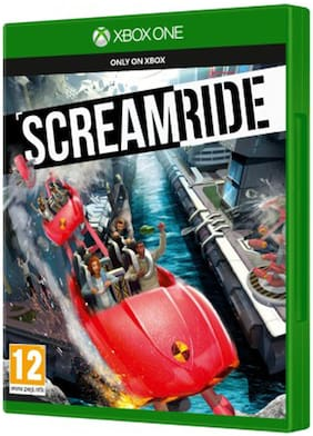 Screamride (For Xbox One)