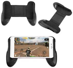 SHOPATRONES HIGH QUALITY PUBG GAMEPAD HANDLE CONTROLLER FOR PUBG Wireless Gamepad Android - Black