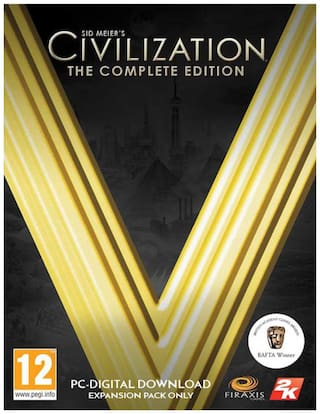Sid Meier'S Civilization V: Complete Edition Complete Edition with Game and Expansion Pack