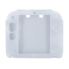 SoftSilicorSkin CaseCover + Cleen Protector for Nintendo2DS