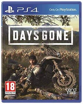 Sony Days Gone - (PS4)