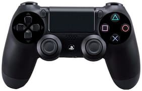 Sony Dual Shock4 Wireless Controller Gamepad For PS4 (Black)