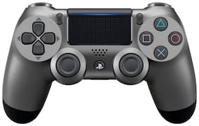 Sony Dualshock V2  Gamepad Controller for PS4 (Steel Black)