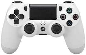Sony DualShock 4 Wireless Controller For PS4 Gamepad (White)
