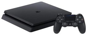 Sony PlayStation 4 Slim 500 GB (Black)