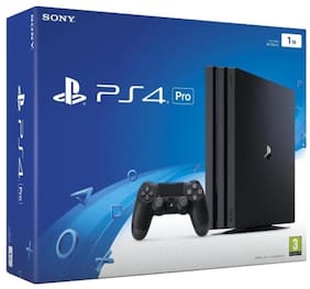 Sony PlayStation 4 Pro 1 TB (Black)