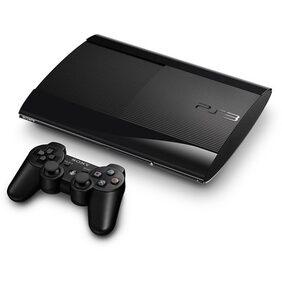 Sony PS3 12 GB (Black)