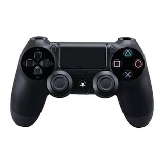 Sony Wireless Gamepad For PS4 ( Black )