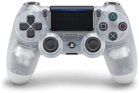 Sony Wireless Gamepad For PS4 ( Transparent )