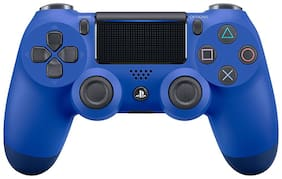 Sony Wireless Gamepad For PS4 ( Blue )